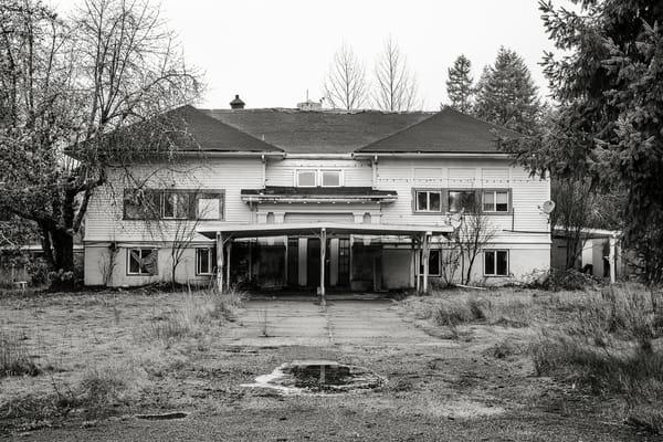 Abandoned School House, Dryad, Washington, 2015