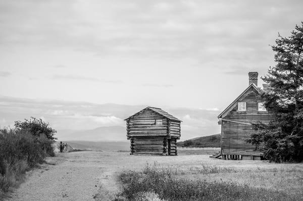 Home and Blockhouse of Jacob Ebey, Whidbey island, Washington, 2015
