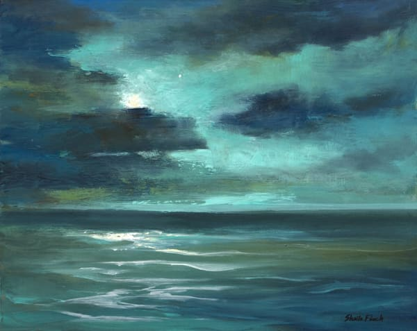 Moon Glow by Sheila Finch