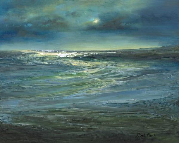 Moonlit Reef by Sheila Finch