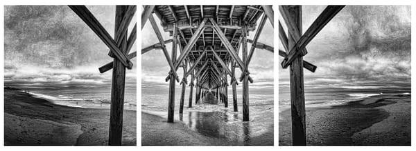 Surf Church Tryp Tych Photography Art | Art Sea Love