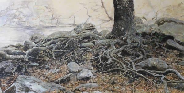 Tough Tree Art | Romanova Art