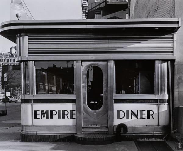 Empire Diner, Nyc Photography Art | Ben Asen Photography