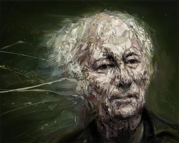Seamus Heaney Art | Mathieu Laca