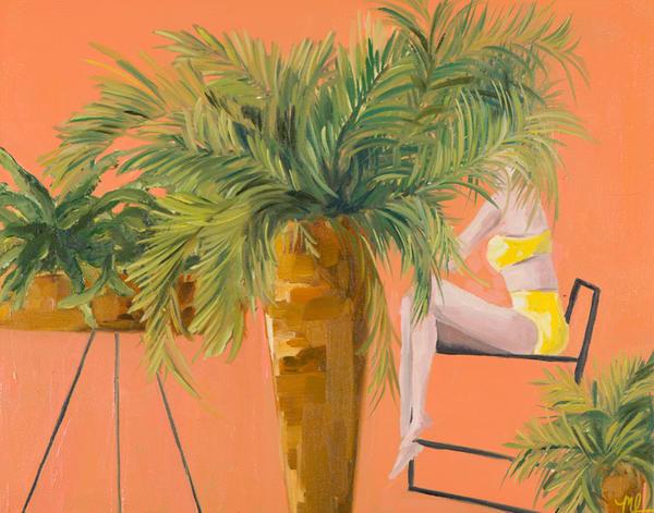 Fern Art | Meredith Steele Art