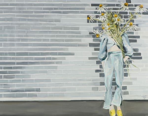Echinacea Art | Meredith Steele Art