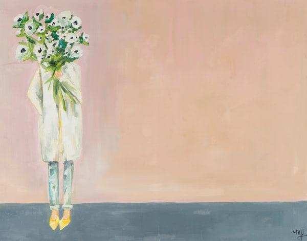 Anemone Art | Meredith Steele Art