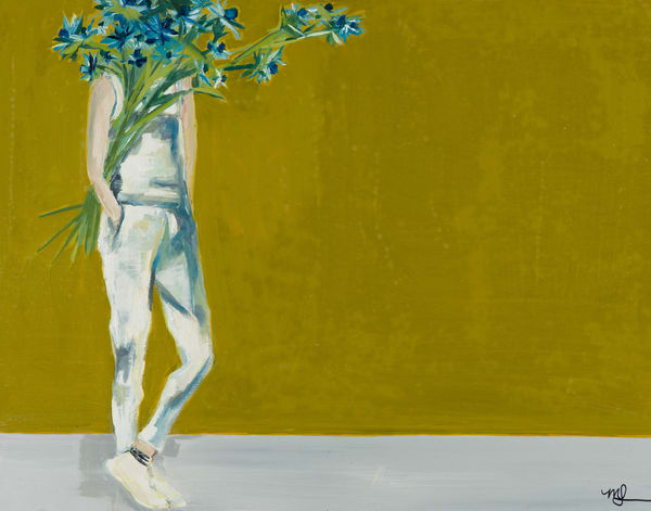 Thistle Art | Meredith Steele Art