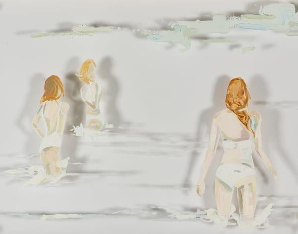Swim Art | Meredith Steele Art