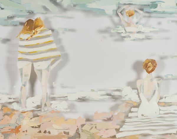 Towel Time Art | Meredith Steele Art