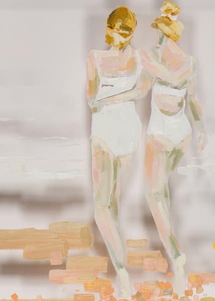Sandy Toes Art | Meredith Steele Art