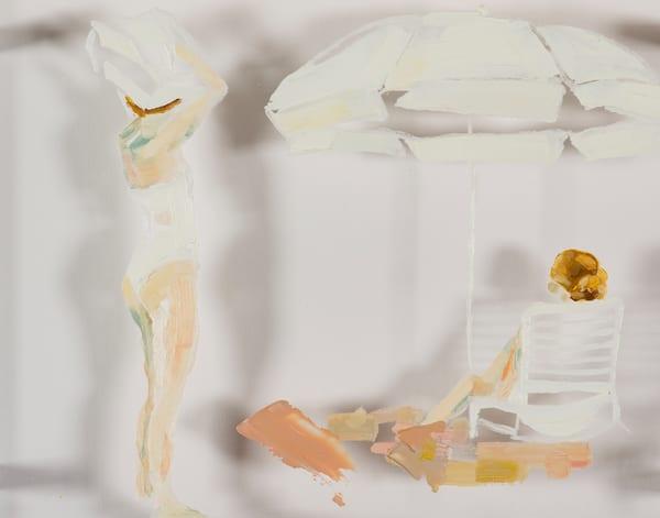 Lounge Art | Meredith Steele Art