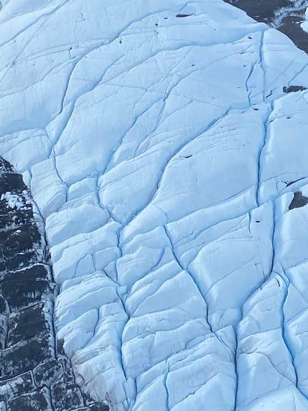Glacier Speed Photography Art | Visionary Adventures, LLC