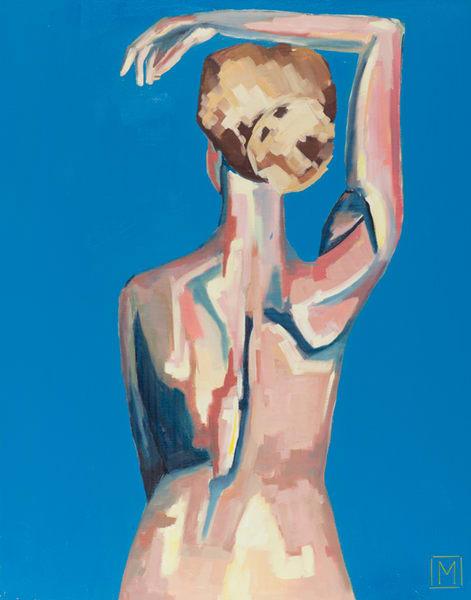 Nude X Art | Meredith Steele Art