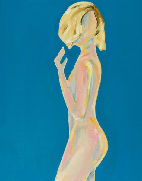 Nude Xv Art | Meredith Steele Art