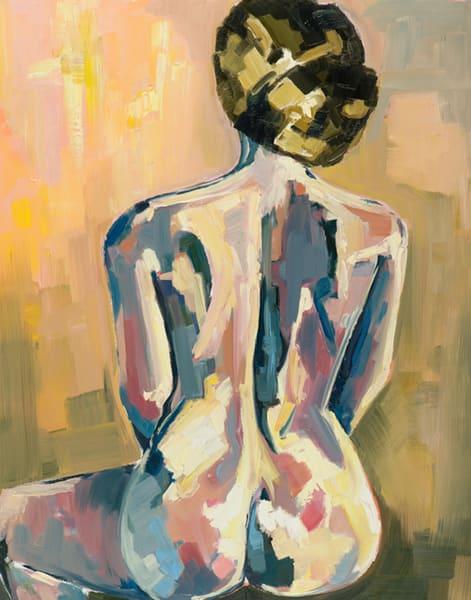 Nude Ii Art | Meredith Steele Art