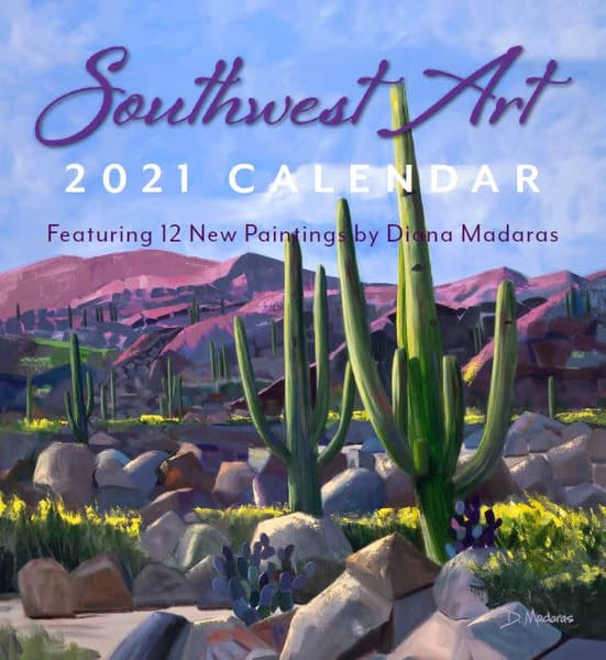 Calendars | Southwest Art Gallery Tucson | Madaras