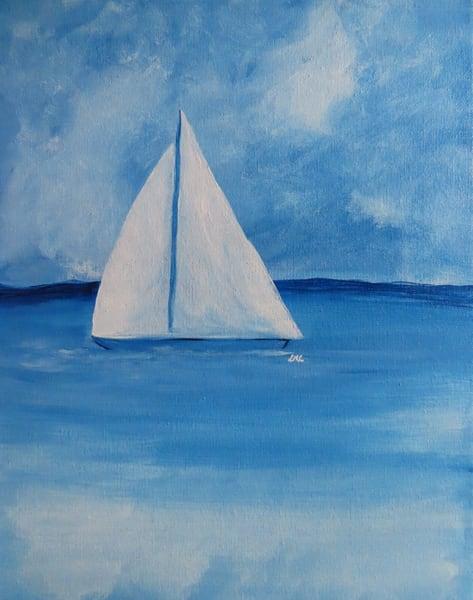 Sailboat | LML Studio Art