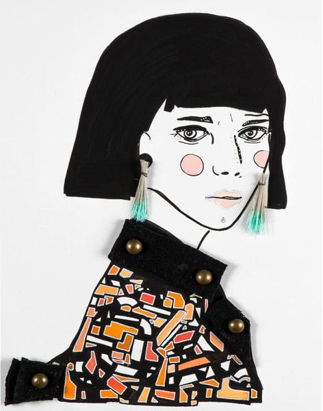 Her Ii Art | Meredith Steele Art