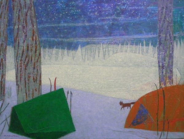 Night Fox Art | Fountainhead Gallery