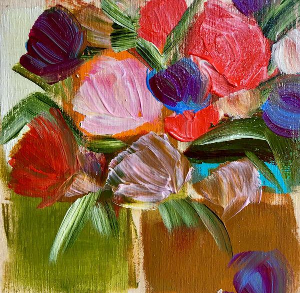 Petites Fleurs #2 Art | i Ghibu - Art