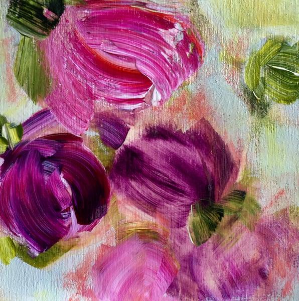 Petite Fleurs #4 Art | i Ghibu - Art