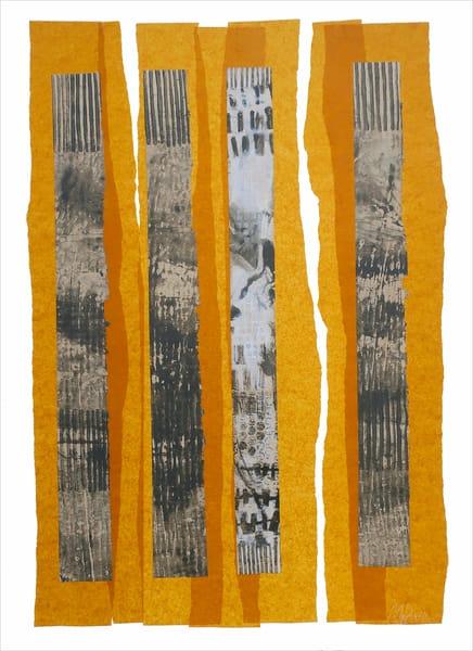 Quartet - Original Abstract Painting | Cynthia Coldren Fine Art