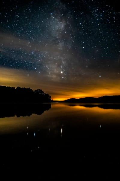 Milky Way North Bar Lake Sleeping_Bear_Dunes