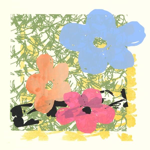 Floral 16of28 Art | i Ghibu - Art