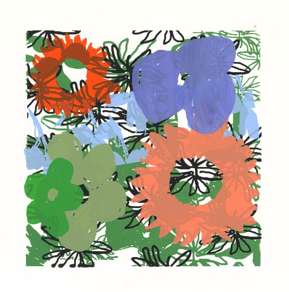 Floral 4of28 Art | i Ghibu - Art