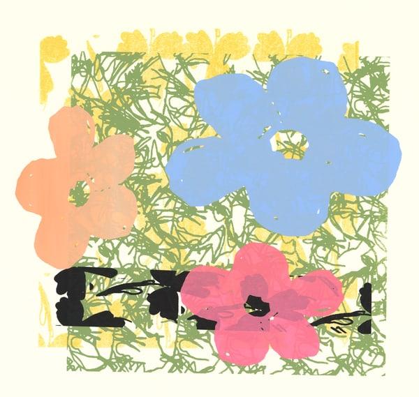 Floral 19of28 Art   i Ghibu - Art