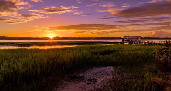 King Street Sunrise Photography Art | Willard R Smith Photography