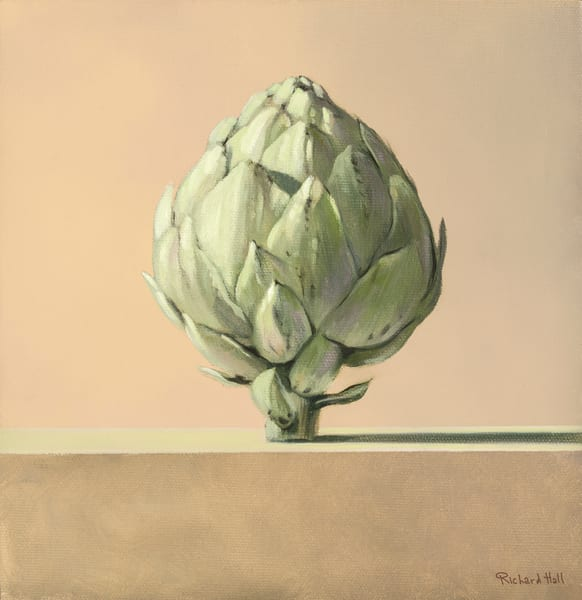 Artichoke Art | Richard Hall Fine Art