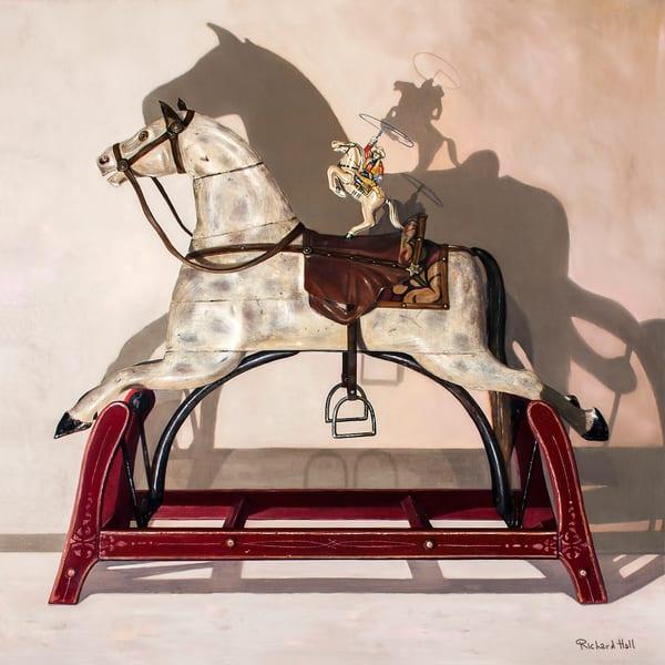 Hi Yo Silver  Art | Richard Hall Fine Art
