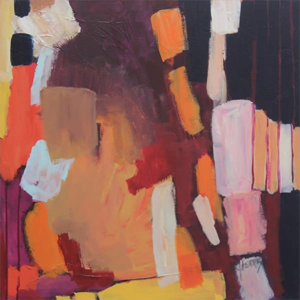 "Print Of ""Sherbet"" Art | Jennifer Ferris"