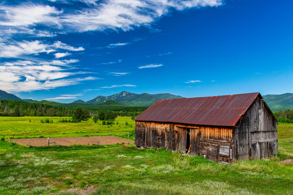 Adirondacks Farm Life - Upstate New York fine-art photography prints