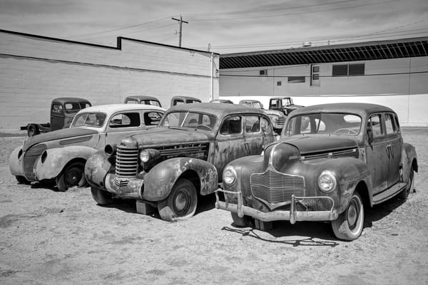 Vintage Past Photography Art | Shaun McGrath Photography
