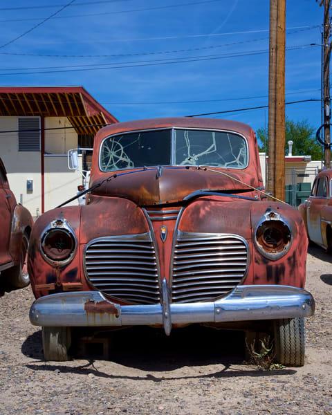 Vintage Plymouth Photography Art | Shaun McGrath Photography