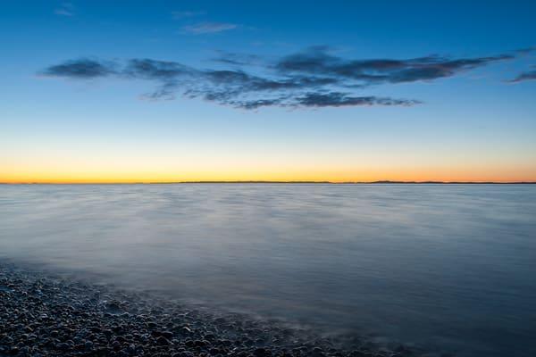 Last Sunset of Summer, Whidbey Island, Washington, 2016