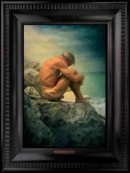 The Man by the Sea, Limited Edition, Ben Fink, Art Prints,