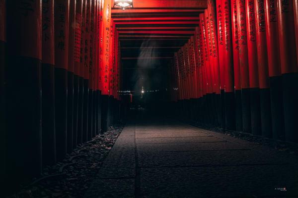 Japan, Fushimi Inari, Matej Silecky, Fine Art Photography
