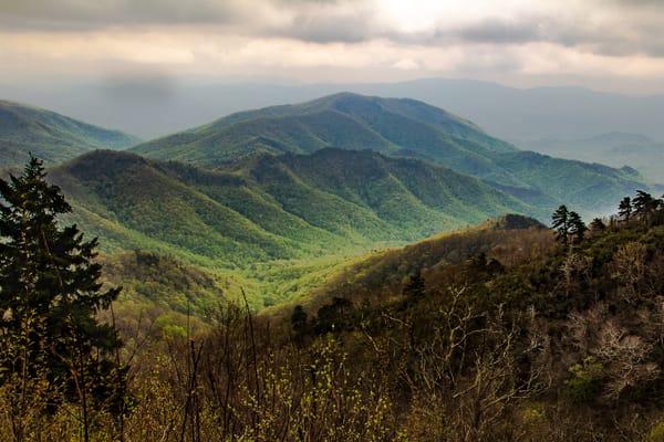 Blue Ridge Mountains Photography Art   Nelson Rudiak Photography