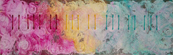 Pastel Keys Art | Candy Country