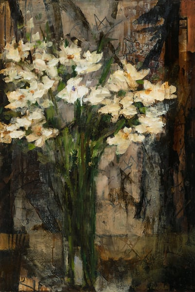 Giclée on canvas - Limited Edition - by Cynthia Packard