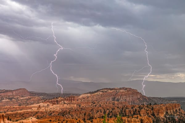 Double Strike at Bryce Canyon