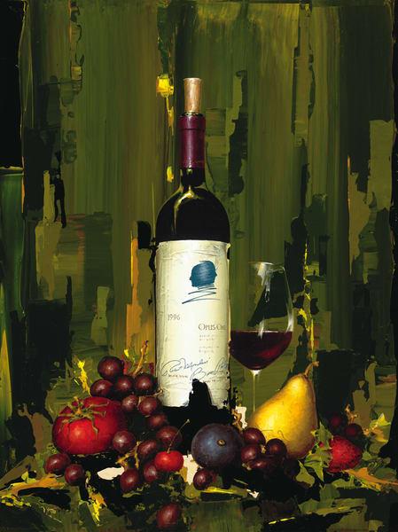 A Very Good Year   Fine Art Print Art | Thomas Easley Art