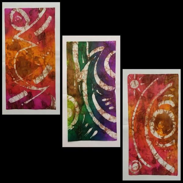 Mantra, Full Set, Original Artworks Art | Lynne Medsker Art & Photography, LLC