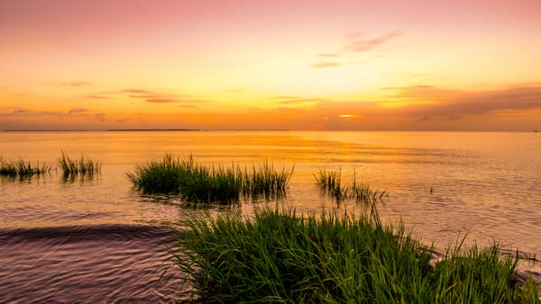 Coffin Point Sunrise Photography Art | Willard R Smith Photography