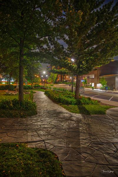 Adams Park, Wheaton, Illinois, 2020. Photograph by Thomas Wyckoff.