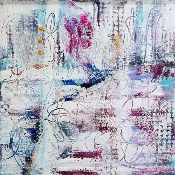Soul Searching 1, Original Artwork Art   Lynne Medsker Art & Photography, LLC